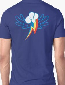 Rainbow Dash Cutie Wings T-Shirt