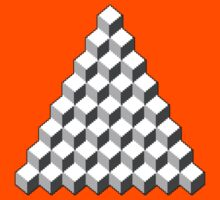 Qbert - Blank Map by Stuart Hogton