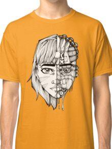 Tech Invasion - Doodle  Classic T-Shirt