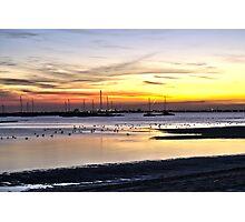 South Melbourne Beach Photographic Print