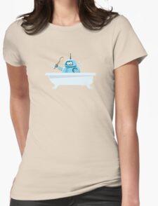 Robot in the bath T-Shirt