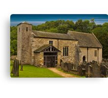 St Gregory's Minster Canvas Print