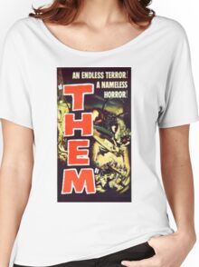 THEM Women's Relaxed Fit T-Shirt