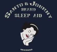 Santo & Johnny Brand Sleep Aid by Barton Keyes