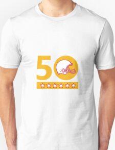 50 Pro Football Championship Sunday Helmet T-Shirt