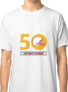 50 Pro Football Championship SF Bay Area Classic T-Shirt