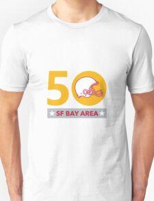 50 Pro Football Championship SF Bay Area T-Shirt