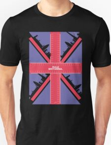 Rule Britannia. (spiffing traditional colour) T-Shirt