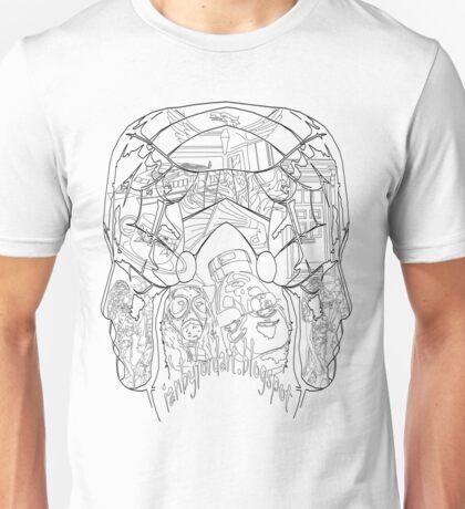headwork  Unisex T-Shirt