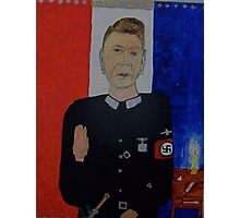 "Ronald ""666"" Reagan Photographic Print"