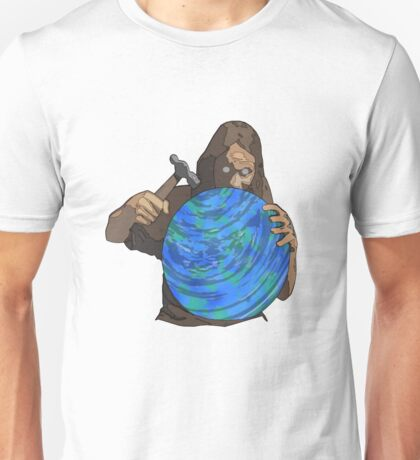 fix the world  Unisex T-Shirt