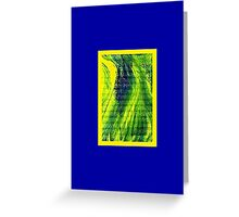 JWFrench Collection Marbled Card 84 Greeting Card