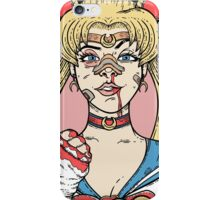 Sailor Moon- Fight Like a Girl iPhone Case/Skin