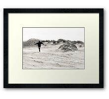 Path to Redemption Framed Print