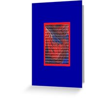 JWFrench Collection Marbled Card 86 Greeting Card