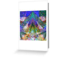 Supernova Fraction Greeting Card