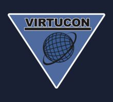 Austin Powers - Dr Evil Virtucon Logo by metacortex