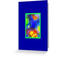 JWFrench Collection Marbled Card 88 Greeting Card