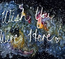 Postcards From Space by Danelle Malan