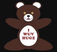 I Wuv Hugz Kids Clothes
