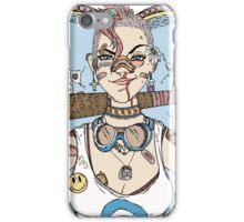 Fight Like A Girl - Fight Like A Tank Girl (Tank Girl) iPhone Case/Skin