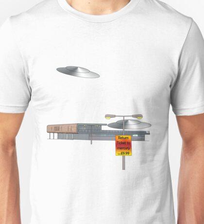 return  Unisex T-Shirt