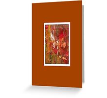 JWFrench Collection Marbled Card 107 Greeting Card