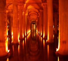 Roman Cisterns of Istanbul by Citisurfer