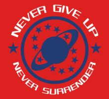 Galaxy Quest - Never Give Up Never Surrender by metacortex