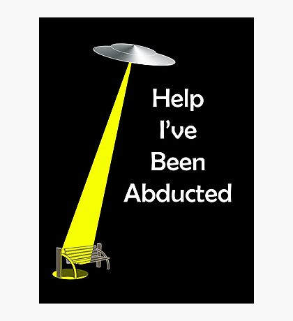abducted  Photographic Print