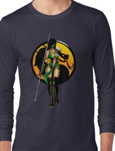 Mortal Kombat - Jade Long Sleeve T-Shirt