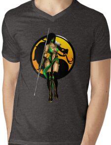 Mortal Kombat - Jade Mens V-Neck T-Shirt