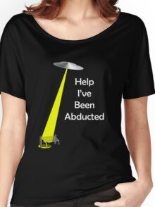 abducted  Women's Relaxed Fit T-Shirt