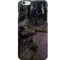 Ty on the Trail iPhone Case/Skin