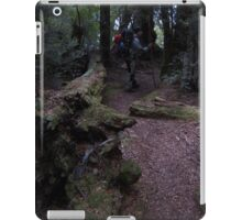 Ty on the Trail iPad Case/Skin