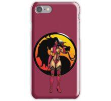 Mortal Kombat - Mileena iPhone Case/Skin