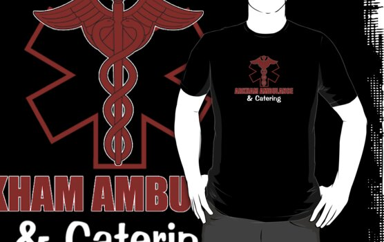 Cthulhu - HP Lovecraft - Arkham Ambulance by metacortex