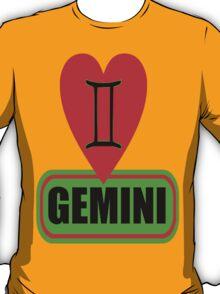 ۞»★Star Sign-Gemini Clothing & Stickers★«۞  T-Shirt