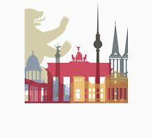 Berlin skyline poster Unisex T-Shirt