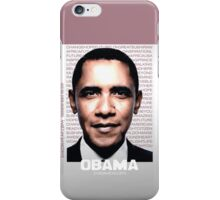 Obama is inspiration - iphone case iPhone Case/Skin