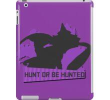 Monster Hunter - Hunt or be Hunted (Chameleos) iPad Case/Skin