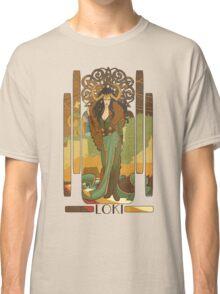 Lady Loki Classic T-Shirt
