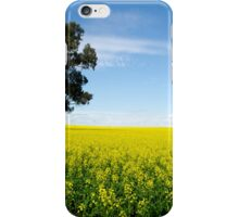 Canola Fields - Cowra iPhone Case/Skin
