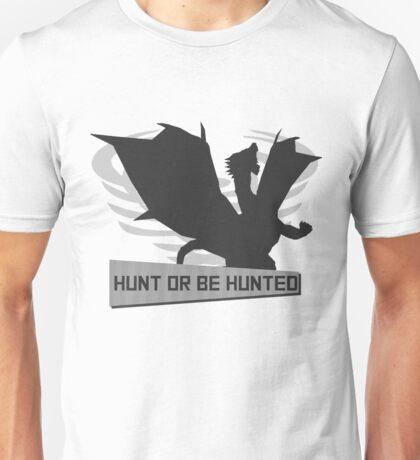 Monster Hunter - Hunt or be Hunted (Kushala) Unisex T-Shirt