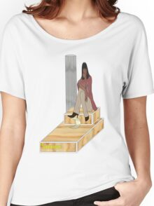 The High Priestess Women's Relaxed Fit T-Shirt