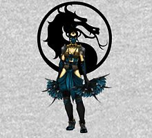 Kitana - Mortal Kombat X Womens Fitted T-Shirt