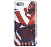 Rocky Balboa - The american dream iPhone Case/Skin
