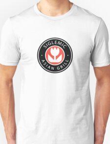 Siglemic's Hot Asian Grill Unisex T-Shirt