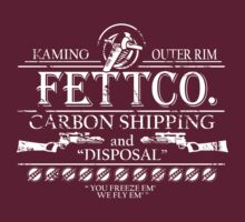 FettCo. by Creative Outpouring