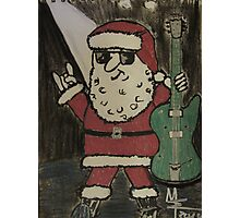Music at Christmas, X-mas,  MW Art Marion Waschk Photographic Print